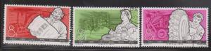 PRC Scott # 810, 811, 813 Used - Different Industries