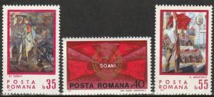 Romania #2244-6  MNH  (K47)