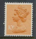 GB Machin SG X887 Mint Never Hinged Type I - 10p