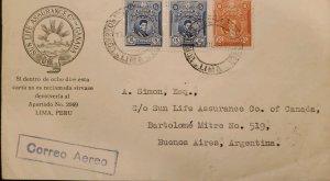 O) PERU, GRAN MARISCAL LA MAR WAR OF INDEPENDENCE, PRESIDENT AUGUSTO B. LEGUIA
