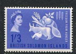Solomon Islands #109 Mint