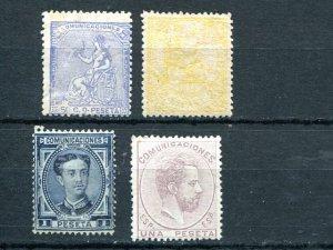 Spain #147/235  Mint LH    - Lakeshore Philatelics