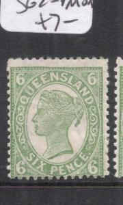 [SOLD] Queensland SG 250 MOG (5dls)