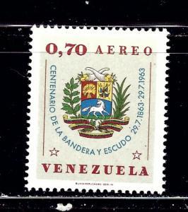 Venezuela C831 MNH 1963 issue