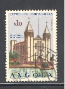 Angola Sc # 491 used (RS)