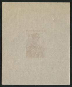 Monaco Scott 159 MH*  1938 Prince Louis II sheet CV $65