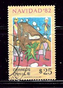 Chile 629 Used 1982 issue