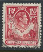 Northern Rhodesia  SG 29 SC# 29 Used - see details
