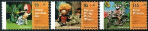HERRICKSTAMP NEW ISSUES GERMANY Sc.# B1131-33 For Youth 2017 Marionettes S.P.