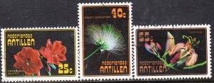 Netherlands Antilles #397-399  Used Set