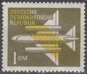 DDR  #C5 MNH F-VF  (SU5095)