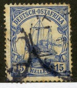 German East Africa, Scott #25, Used