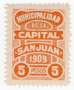 (I.B) Argentina Revenue : San Juan Local Tax 5P