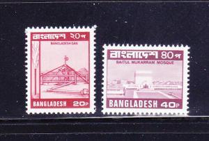 Bangladesh 168, 171 MNH Various