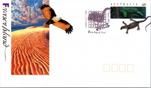 Australia, Worldwide First Day Cover, Postal Stationary, Birds, Animals