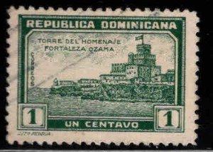 Dominican Republic Scott 294 Used stamp