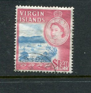 Virgin Islands #157 Used