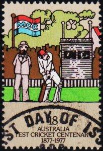 Australia. 1977 18c S.G.648 Fine Used