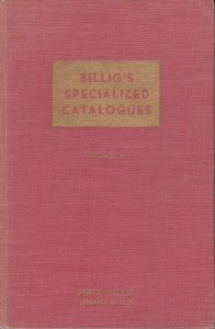 Billig's Philatelic Handbook Vol 6, Handbook of Private Local Posts of the World