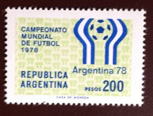 1978 Argentina 1323 1978 FIFA World Cup in Argentina