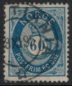Norway #31  CV $12.50