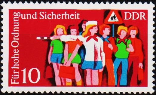 Germany(DDR). 1975 10pf  S.G.E1793 Unmounted Mint