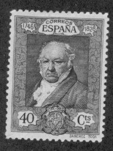 Spain 394 MHH CV $4.25 BIN $2.00