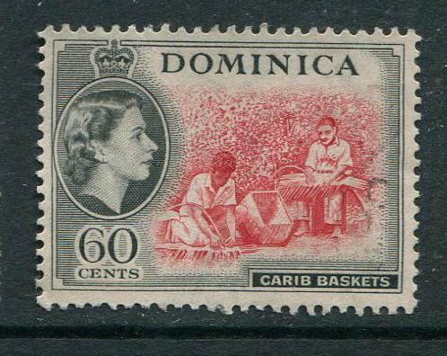 Dominica #154 Used