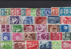 old bulgaria stamps ref r9566a