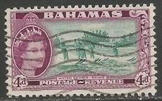 BAHAMAS 163 VFU T775-2