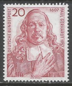 GERMANY 763 MNH X415-2