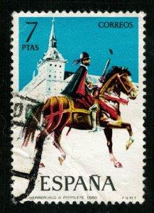 Spain, (4048-т)