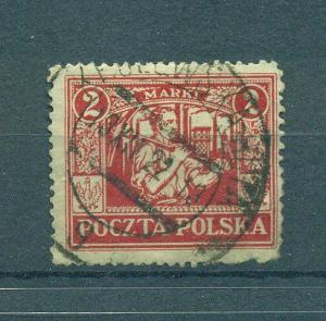 Poland sc# 178 used cat value $.25