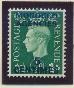 Great Britain, Offices In Morocco Stamp Scott #440, Mint Hinged - Free U.S. S...