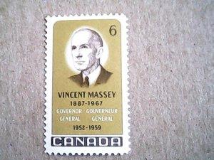 1969  Canada  #491  MNH
