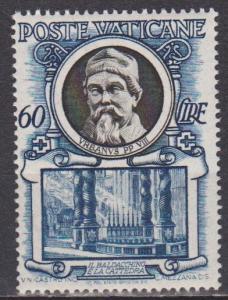 Vatican City #166 MNH F-VF  (ST460)