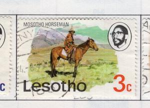 Lesotho USED H Scott Cat. # 200