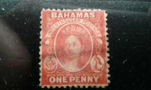 Bahamas #11 used wmk 1 e194.3905