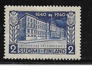 FINLAND, 220, HINGED, UNIVERSITY OF HELSINKI