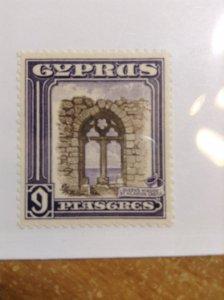 Cyprus  # 133  MH