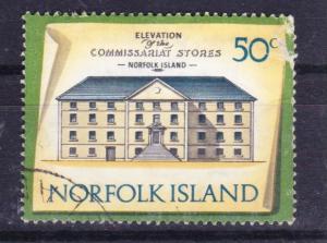 Norfolk Island 1973 Historic Buildings 50c used