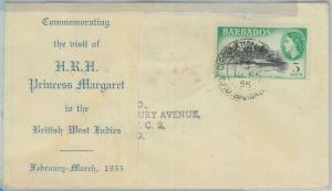 82589 - BARBADOS - Postal History - Special COVER  postmarked CIRCULATION BRANCH