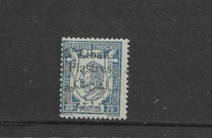 Lebanon 49 O/P Shifted Drastically 4 Omitted NICE Variety! Mint OG LH
