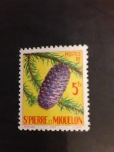 ^St. Pierre & Miquelon #357               MNH