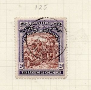 Trinidad 1898 Early Issue Fine Used 2d. 284519