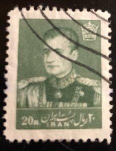 Iran Scott# 1121a Used XF $10.00