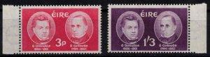 Ireland - Sc182-183 John O'Donovan and Eugene O'Curry mint - CV $5