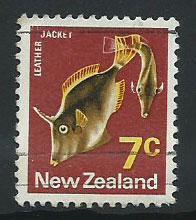 New Zealand SG 922 VFU