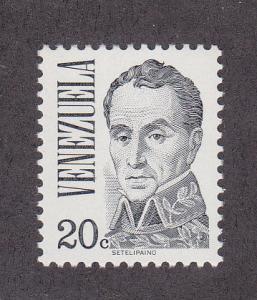 Venezuela Scott #1124 MNH