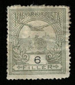MAGYAR KIR.POSTA, 6f (T-9316)